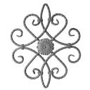 Ornamenty plošné: nepárové