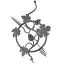 Ornamenty priestorové: nepárové