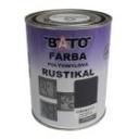Rustical paints