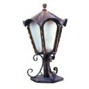 Lampa kovaná 460xD240mm