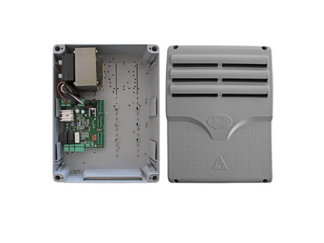 Electronics for a single UNIP motor