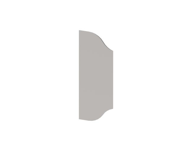 Schlossplatte 265x105, t2mm