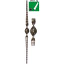 Zierstab mit Element P/111, h900mm