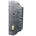 """Lock box """"Z"""" complete, without handle H265mm"""