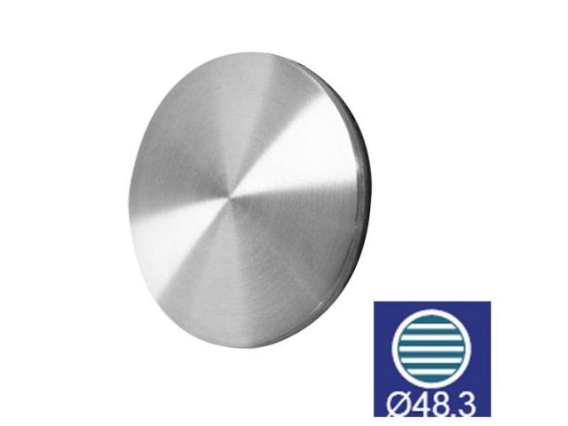 Rozeta – příruba, nerez AISI304, D48,3x2/t4mm