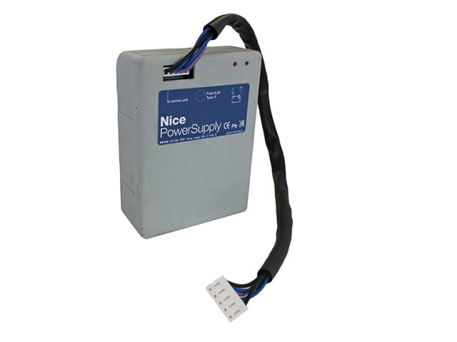 Záložná batéria s dobíjaním NICE 24V, 1,2Ah