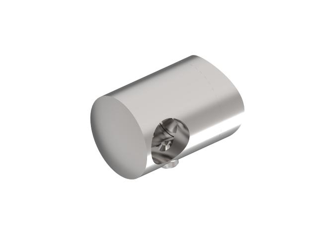 Crossbar holder - connector