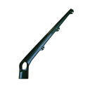 Bavolet jednoramenný AlPVC RAL6005 D48mm