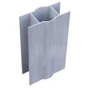 Držiak podhrabovej dosky PVC D48mm, L200mm