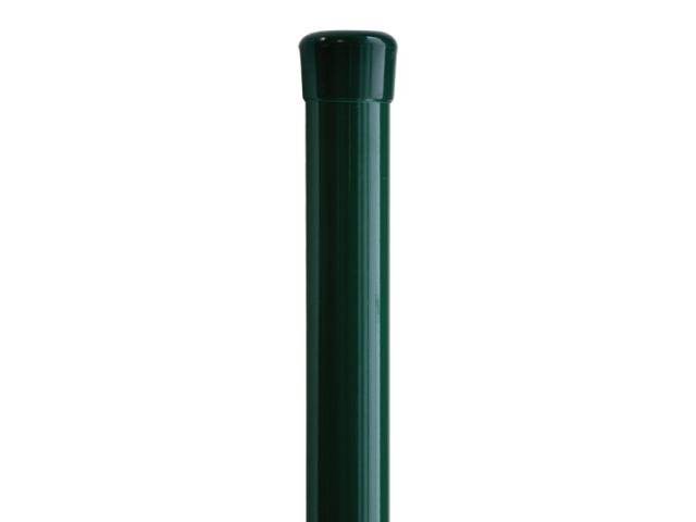 Stĺpik D48mm ZnPVC 1750mm zelená
