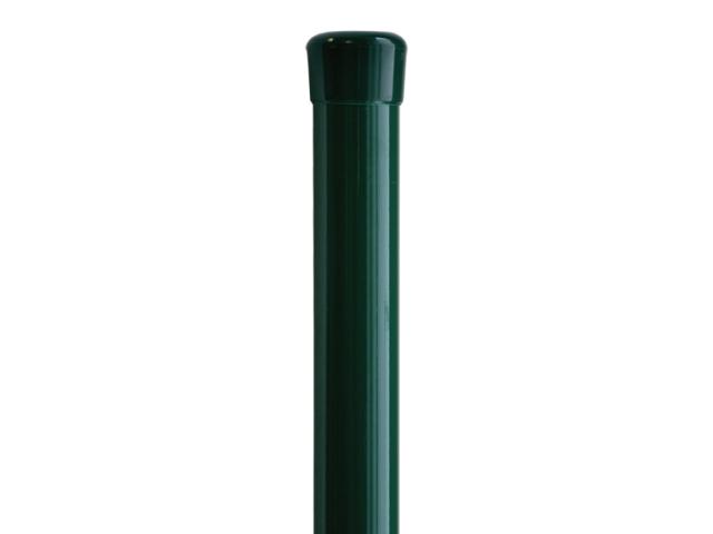 Stĺpik D48mm ZnPVC 2200mm zelená