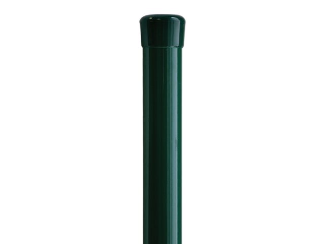 Stĺpik ZnPVC RAL 6005 D48mm, 2200x1,5mm