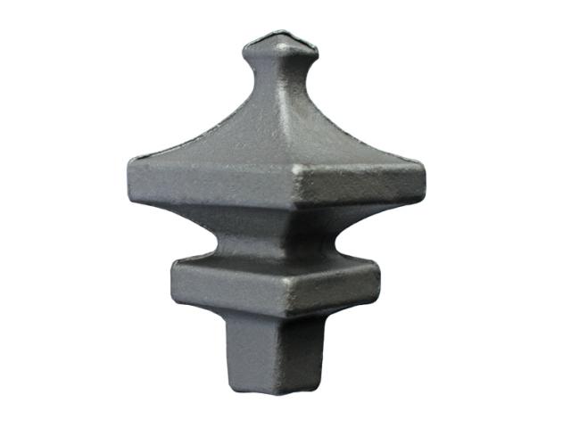 Geschmiedete Zierspitze h115mm