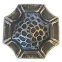 Maskownica ozdobna 100x100, t2,5mm