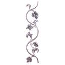 Rozeta kovaná,květ list, plot,brána,zábradlí 800x1