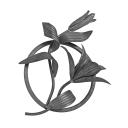 Ornament 400x300, 11,5x11,5mm