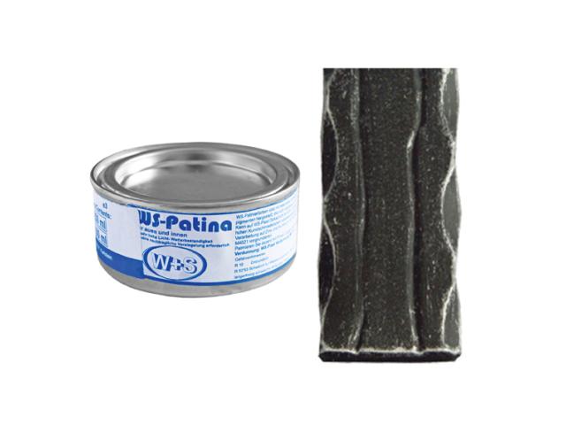 Barva patyna stříbrná 100ml, Ag