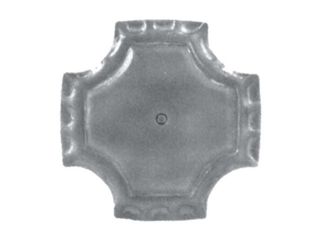 Rozetta 75x75, t2mm