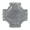Rozeta 75x75, t2mm