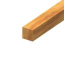 Oak square handrail (OAK), 40x40/L2000mm