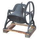 Zvon liatinový 750x550x840mm, cast iron, black