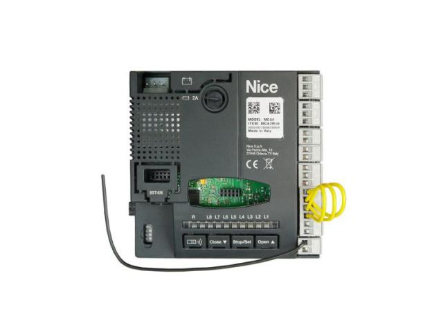 Řídící jednotka NICE - křidlové brány pre WINGO202