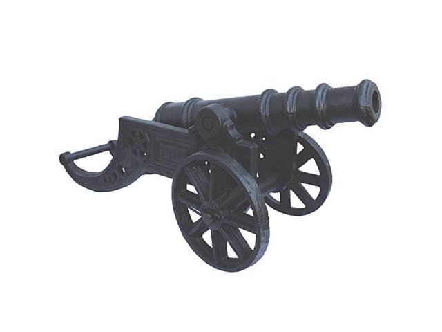 Kuty produkt 485x155x200mm, black, cast iron