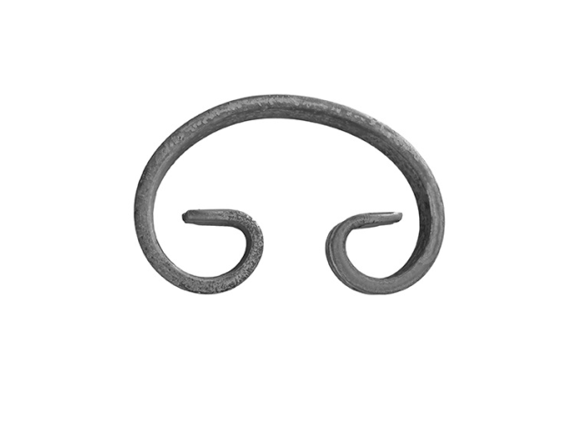 Element tvaru-C h130, b80, 12x6mm