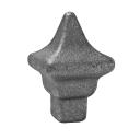 Forged spear h55, b35,5x35,5, n16x16mm