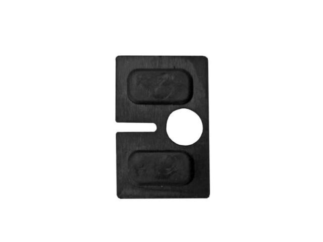 Těsnění na držák skla 8mm model 21 T8,76/45x45mm
