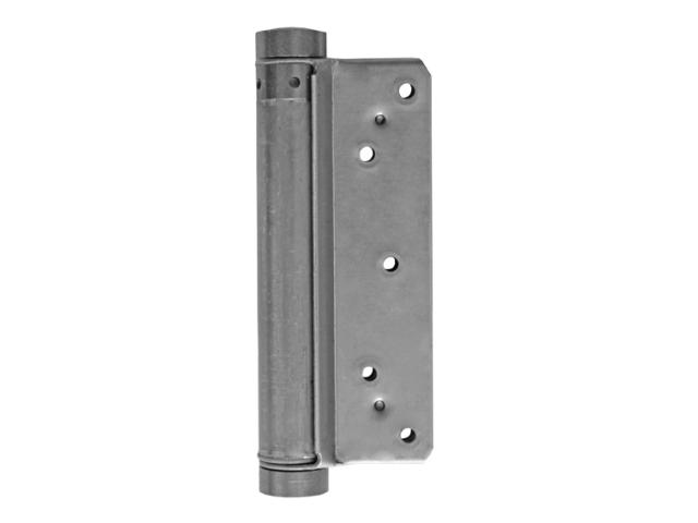 Záves pružinový jednostranný, Fe, L=125mm