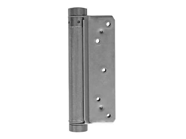 Selbstschließfederscharnier 1-seitig Fe, L=125mm