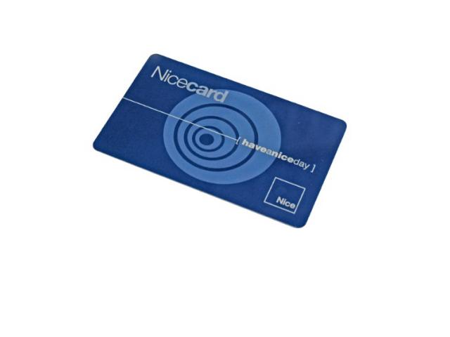 Magnetická karta pre čítačku MOM