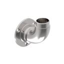 Adjustable handrail bracket anchoring  90°