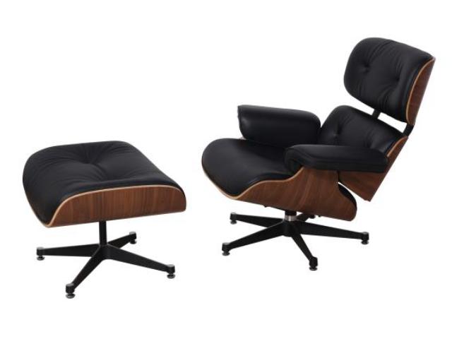 Ergonomiczny fotel idealny replika orzech