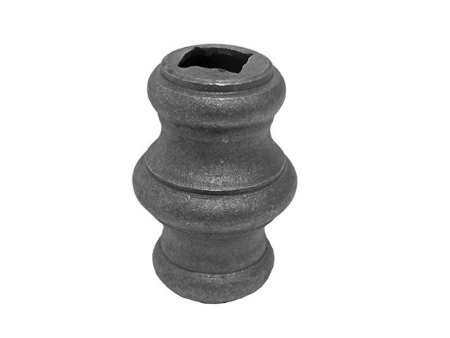 Návlek kovaný h67, D45, 14,5x14,5mm