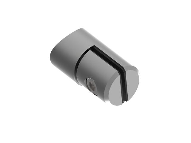 Metal sheet holder AISI304, D48,3/d25/T1,5-4mm