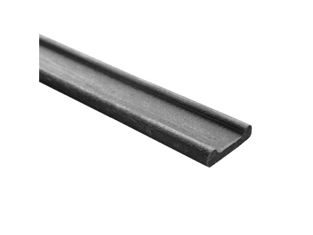 Pásovina zdobená 40x9, L4000mm, (1,43 kg/m)