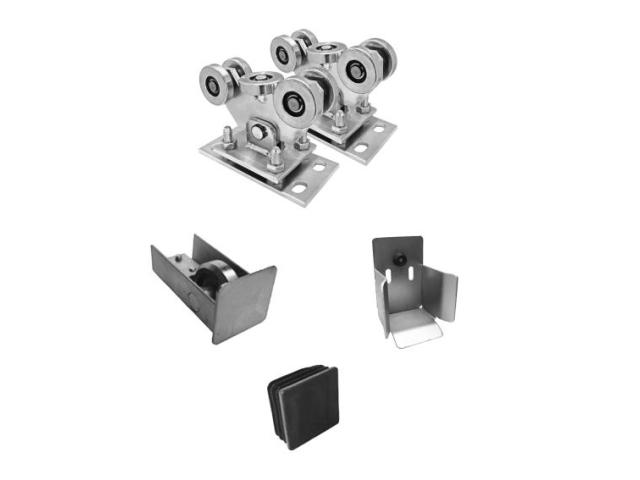 Vedení spodní - ECO profile 70x70mm