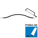 Fačeta P/002B-30x5, p200, L2810-3850mm