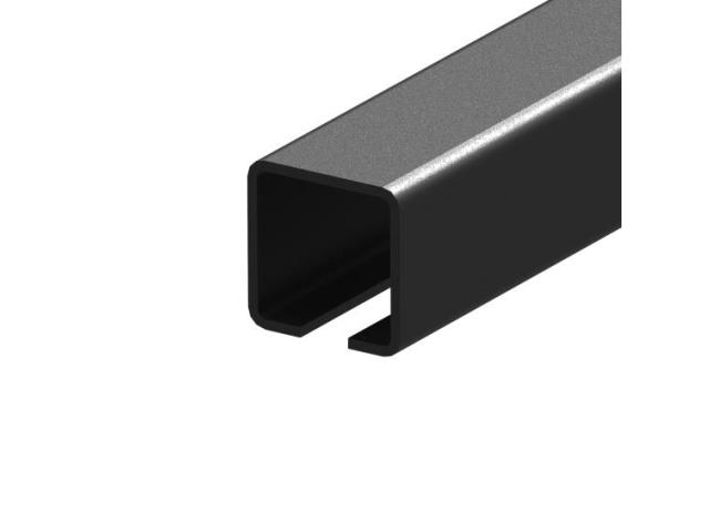 Profil do bramy przesuwnej Fe, 80x80x5mm, L6m