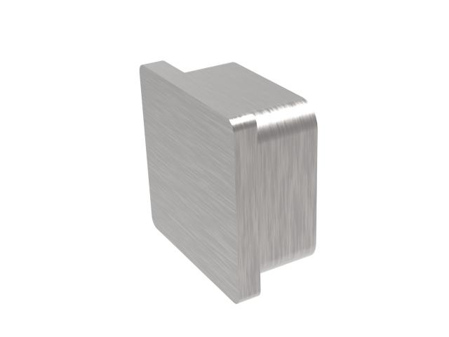 Záslepka madla pre nerezové zábradlie AISI304, 50x