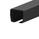 Guiding track Fe, 70x60x3,5mm, L6m