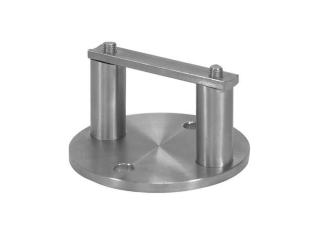 Kotvění boční nerezové AISI304, D100/d33,7x2mm