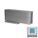 Hydraulický samozavírač AISI304, 190x89x40mm