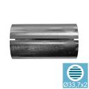 Přechod madla - spojka madla AISI304, D33,7x2mm