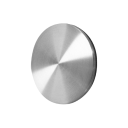 Stainless steel End cap AISI304, D42/t4mm