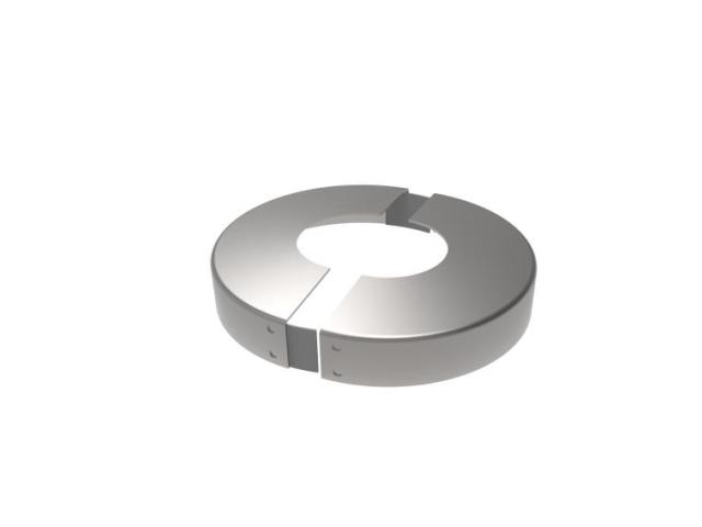 Rosette AISI316, D105/d42,4/18mm