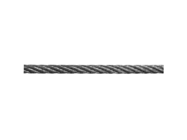 Stainless steel cable - AISI316, d4mm, ROLL