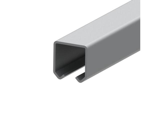 Profil pro závesné brány Zn, 33x34x2mm, L3m